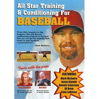 All Star Training & Conditioning for Baseball [DVD]