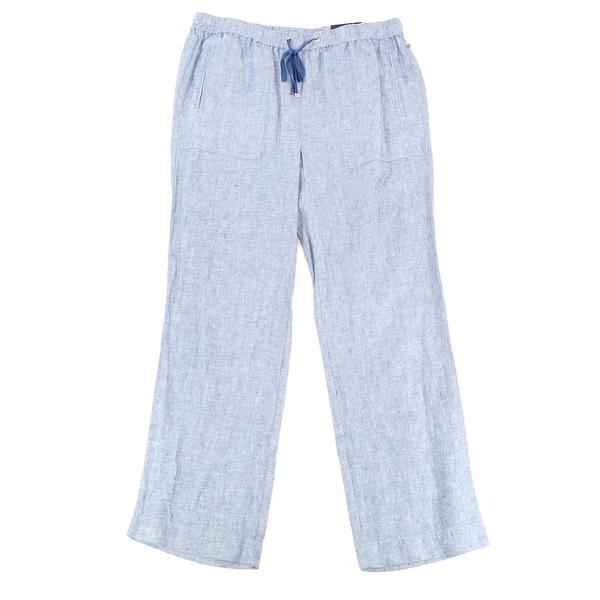 Rafaella NEW Women/'s Blue Classic Pants Price 18.99$