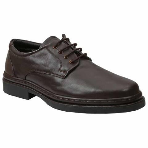 Giorgio Brutini Ainsworth Plain Toe Lace-Up Mens Dress Shoes -