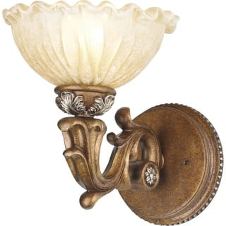 Landmark Lighting 301 Single Light Up Lighting Wall Sconce from the Coronado Collection|https://ak1.ostkcdn.com/images/products/is/images/direct/1098f9e278fa2b6ef7b52476941d83c948d6baae/Landmark-Lighting-301-Single-Light-Up-Lighting-Wall-Sconce-from-the-Coronado-Collection.jpg?impolicy=medium