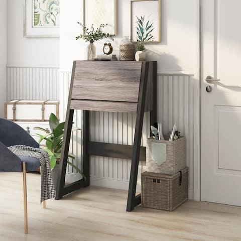 Furniture of America Dol Modern Compact 26-inch Writing Desk