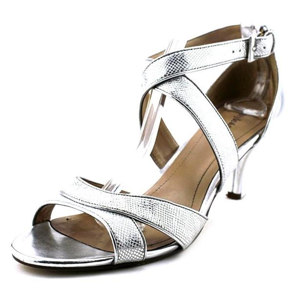 Style & Co Pravati Women Silver Sandals