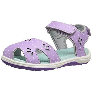 See Kai Run Leelanau Perforated Toddler Sandals - 9.5 medium (b,m)