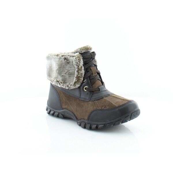 Easy Spirit Nuria Women's Boots Mdbrn - 7
