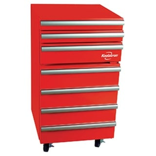 Koolatron KTCF50 Tool Chest Fridge - Red
