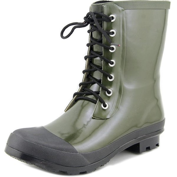 Electric Karma Highlands Women Round Toe Synthetic Rain Boot