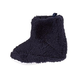 Luvable Friends Booties Adjustable Sherpa (3 options available)