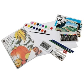 Jon Gnagy Art Studio Set-