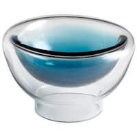 Cyan Design Small Cinderella Bowl Cinderella 6 Inch Diameter Glass Decorative Bowl - n/a