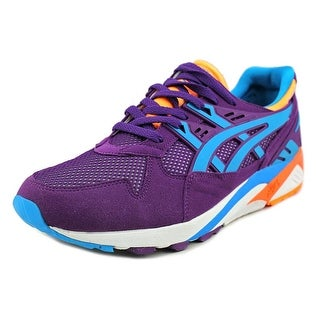 Asics Gel- Kayano Trainer Men Round Toe Synthetic Purple Sneakers