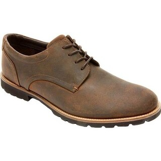 Rockport Men's Sharp & Ready Colben Brown II Leather