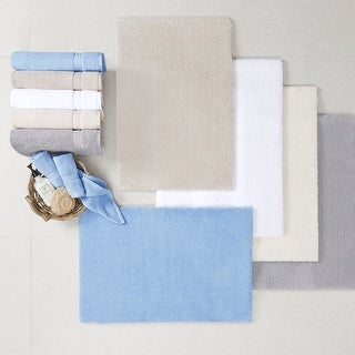 Link to Madison Park Signature Marshmallow Bath Rug Similar Items in Bath Mats & Rugs