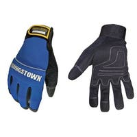 Youngstown 06-3020-60-L Mechanics Plus Work Gloves, Large