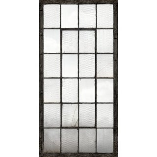 "Brewster 2701-22359 108"" x 72"" - Warehouse Windows - Unpasted Non-Woven Mural - 6 Panels"