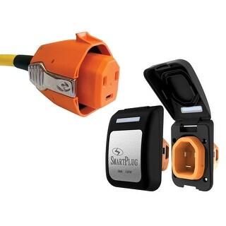 Smartplug 30 Amp Connector & Non Metallic Inlet