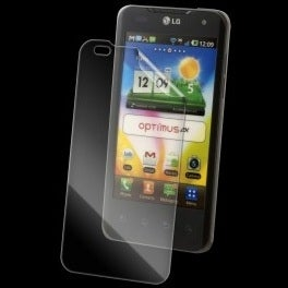 ZAGG invisibleSHIELD Screen Protector for LG Optimus 2X/G2X (Screen)