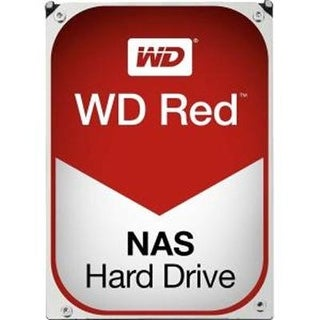 "Wd Red 10Tb Nas Hard Disk Drive - 5400 Rpm Class Sata 6 Gb/S 256Mb Cache 3.5"" - Wd100efax"