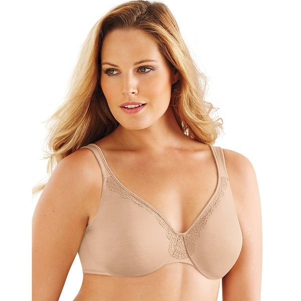 ebbe7a07607ff Lilyette® by Bali® Endless Smooth Minimizer® Underwire - Size - 38DDD -  Color