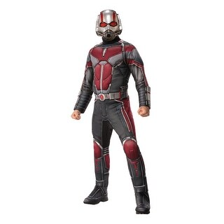 Mens Deluxe Ant-Man Halloween Costume