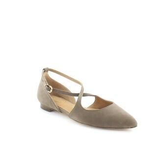 Corso Como Mandarin Women's Sandals & Flip Flops Mid Brown Nubuck