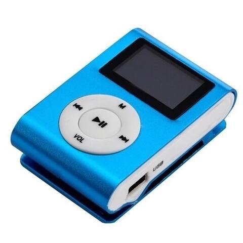 Mini Tune Buddy Jog And Walk With Mp3 Player And Fm Radio
