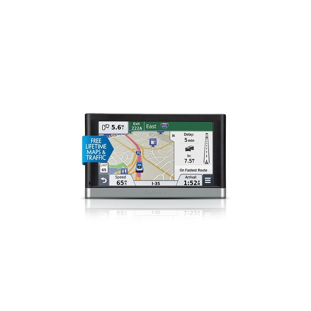 Refurbished Garmin Nuvi 2598LMT 5-inch Wide Touchscreen GPS w/ Free on