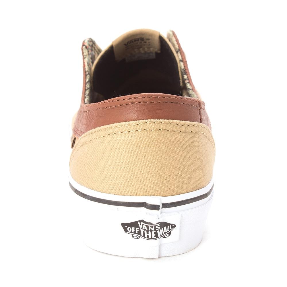 Vans Mens Brigata Low Top Lace Up Fashion Sneakers 7.5