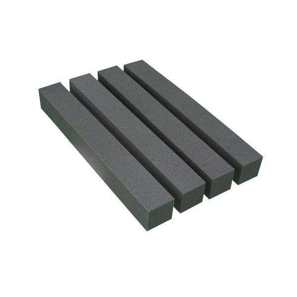 "Acoustic Soundproofing Corner Block 3""x3""x24"""