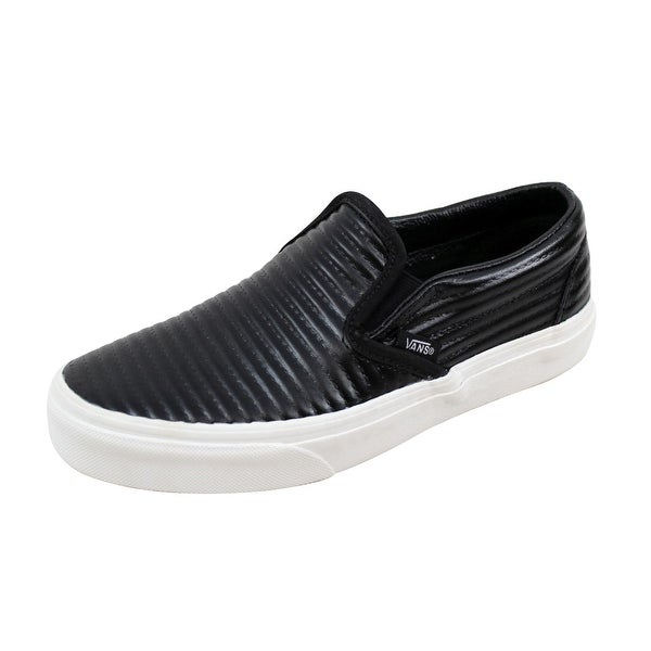 Vans Men's Classic Slip-On Black/Black VN0A38F7OGG
