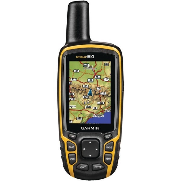 Garmin 010-01199-00 Gpsmap(R) 64 Worldwide Gps Receiver