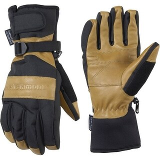 Wells Lamont 7660XL Grips Gold Insulated/Waterproof Work Gloves, X-Large