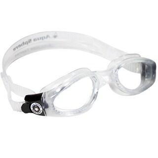 Aqua Sphere Kaiman Small Fit Clear Lens Swim Goggles - Translucent