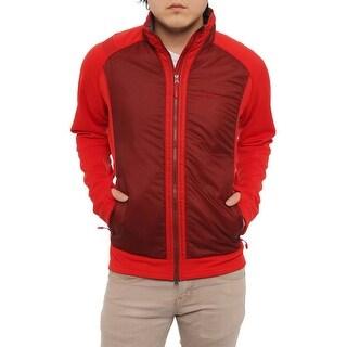 La Sportiva Men Spire Jacket Basic Jacket Rust/Red