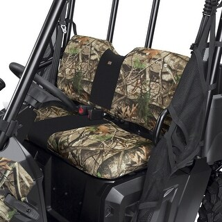 Classic Access UTV Bench Seat Cover Polaris 800 900 Camo - 18-142-016003-00