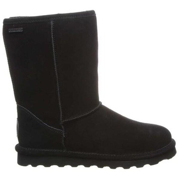 Bearpaw Helen Size 13 M Little Kid//Big Kid Boots Casual   Boots Black Girls