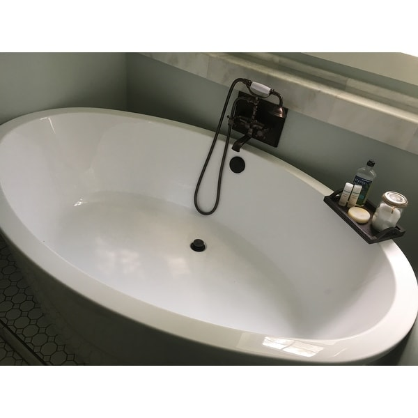 OVE Decors Marilyn Freestanding Bathtub   Free Shipping Today   Overstock    18590370