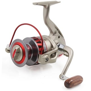 10BB Ball Bearing Interchangeable Left/Right Fishing Spinning Reel 5.5:1 DF7000