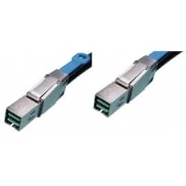 LSI Logic Cable L5-25198-00 CBL-SFF8644-10M 1M SFF8644 to SFF8644 Mini SAS Bare