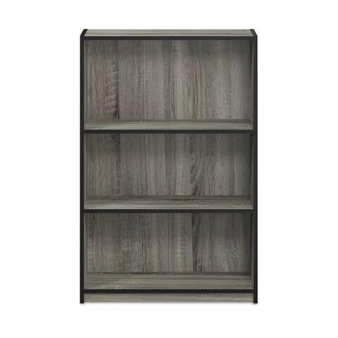 Porch & Den Astor Adjustable Shelf Bookcase