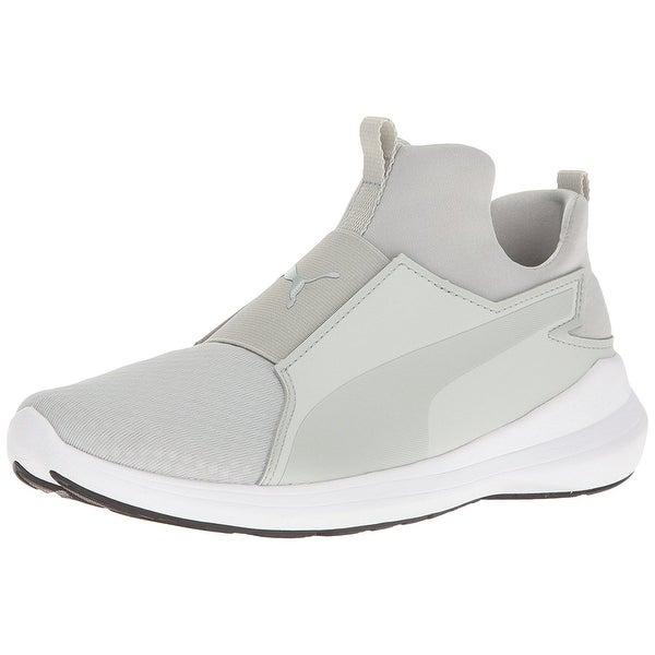 Shop PUMA Women s Rebel Mid Wns Cross-Trainer Shoe 0f8e18a71
