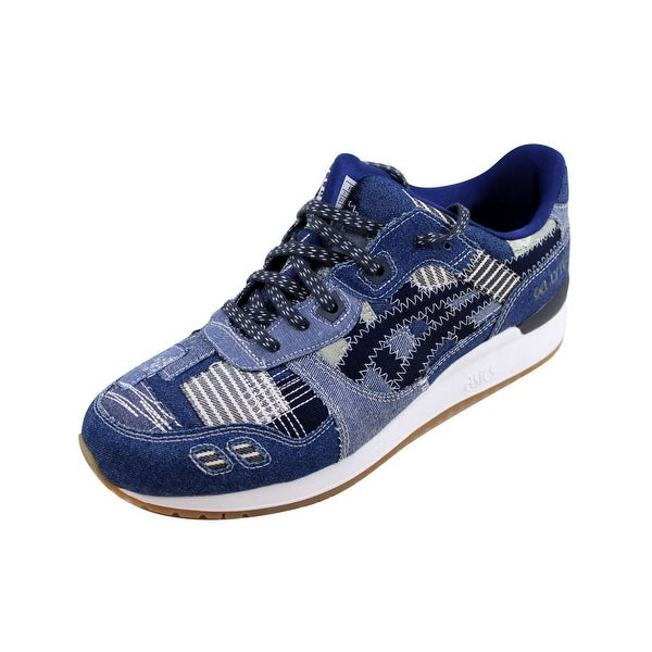 best website 75602 09914 Shop Asics Men's Gel Lyte III 3 Indigo Blue/Peacoat Ranru ...