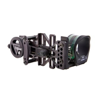 Trijicon bw50g-bl trijicon bw50g-bl accupin bow sight grn/rh/blk