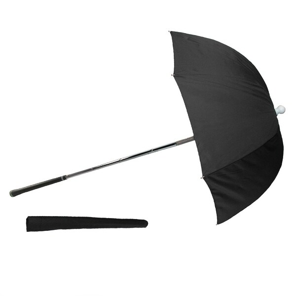 CTM® Flexible Golf Bag Deflector Umbrella