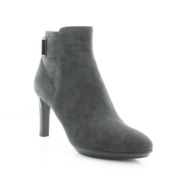 Aquatalia Rochelle Women's Boots Antracite - 11