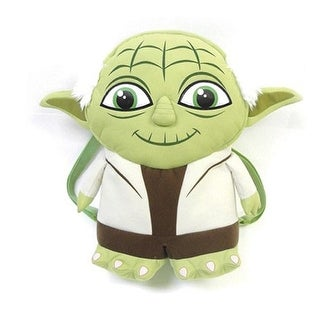 Star Wars Yoda Backpack Pals Plush Backpack