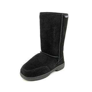 Bearpaw Meadow   Round Toe Suede  Winter Boot
