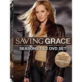 Saving Grace - Saving Grace: Season 1 & 2 [DVD]