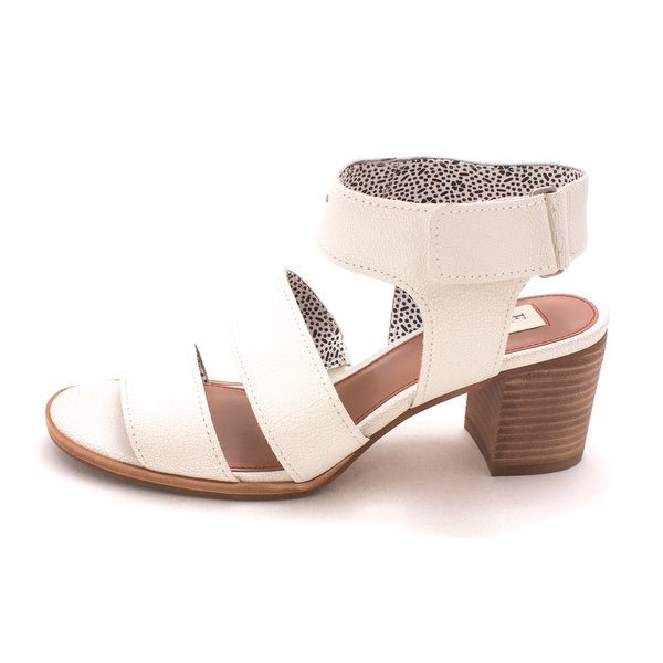 ED by Ellen Womens Tanhi Leather Open Toe Casual Ankle Strap Sandals
