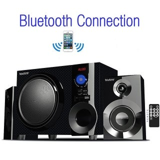 Boytone BT-210FD, Ultra Wireless Bluetooth Main unit, Powerful Sound with Powerful Bass System 30 watt, Excellent Quality Clear