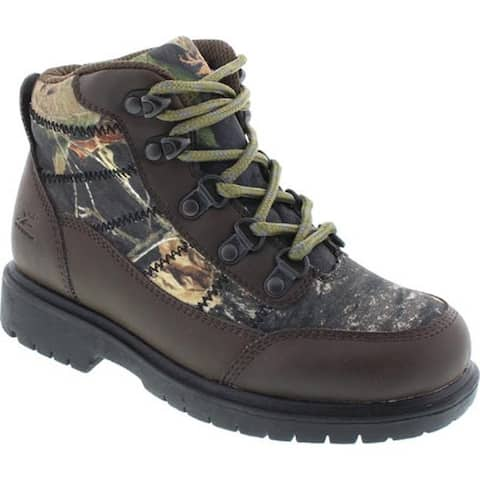 Deer Stags Boys' Hunt Lace Up Boot Camo